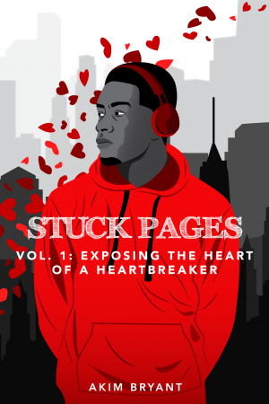 Stuck Pages Vol. 2 Front Cover